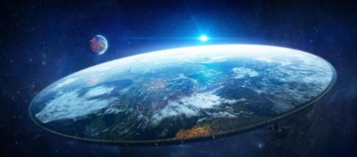 A model of a flat Earth