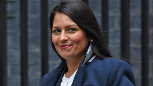Was Priti Patel, the Home Secretary, racist?