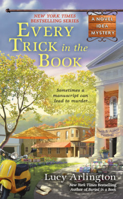 Book Review: Every Trick in the Book by Lucy Arlington