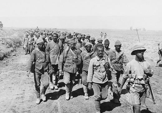 Turkish and Armenian POWs