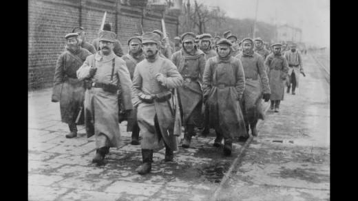 Russian POW's