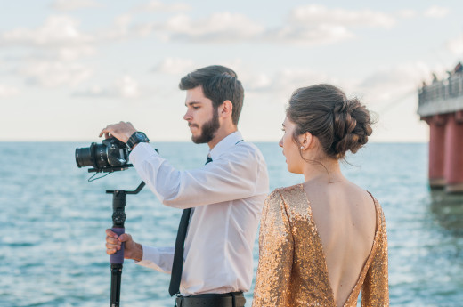 Cutting Costs on Video-Operator and Photographer