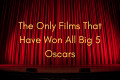 The Only Movies That Have Won All Big 5 Oscars