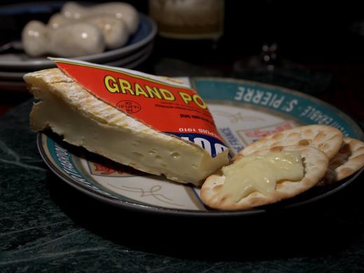Pont l'Evêque Cheese