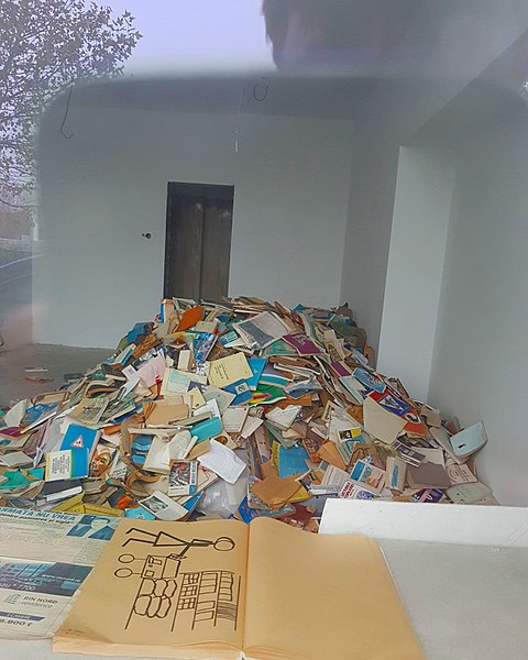 Most books are abandoned for a very good reason, but every once in a while you find a real gem lying there atop the literary slag heap.
