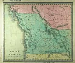 Unexplored Oregon Country