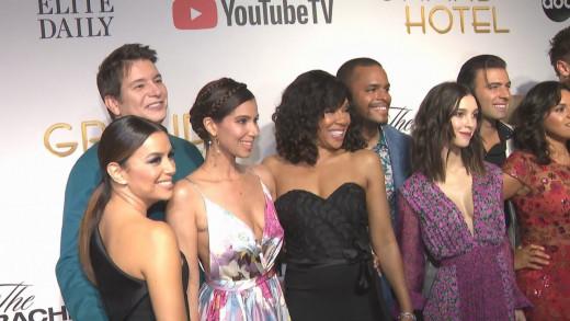 "Cast of ""Grand Hotel"""