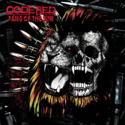 Review of the Album Fang of the Sun by Japanese Thrash Metal Band Code Red