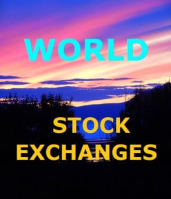Where Are the Major World Stock Exchanges?