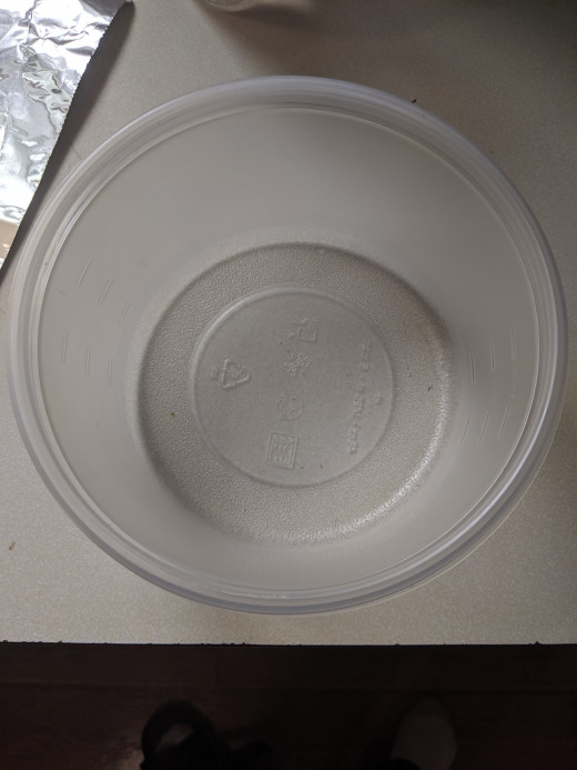 Bowl, for a mold