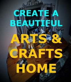 How to Create a Beautiful Arts and Crafts Inspired Home