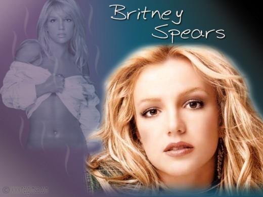 britney spears wallpaper. Britney Spears Wallpaper 1