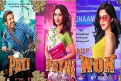 Pati, Patni Aur Woh- Trailer Review