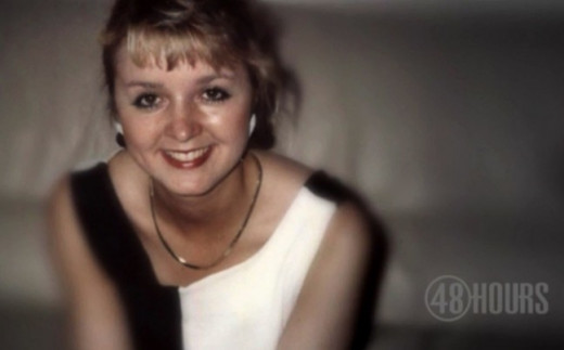 """According to her coworkers, Iowa news anchorwoman Jodi Huisentruit was a """"rising star"""" in her field. Photo courtesy of 48 Hours."""