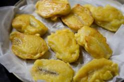 Kerala Banana Fritters, Ethakka Appam, Pazham Pori