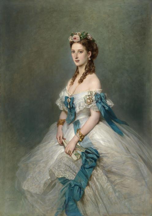 Queen Alexandra when Princess of Wales (1844-1925)