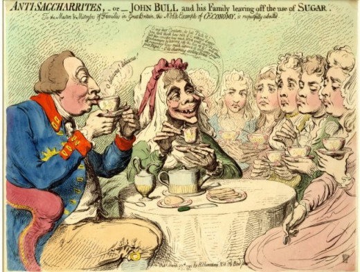 As regal as the Regency Era was really.
