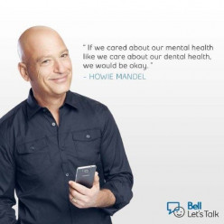 #BellLetsTalk:  10 Years Of Mental Health Supports