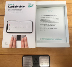 A New Heart Monitor Device - KardiaMobile