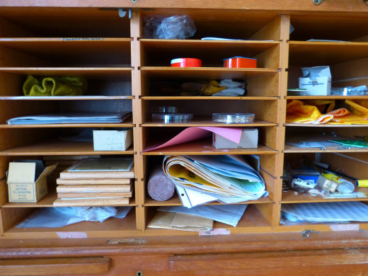 Does an organizing item help you find what you're looking for?