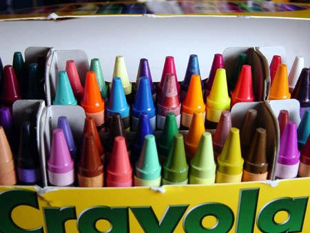 """Crayons"";)"