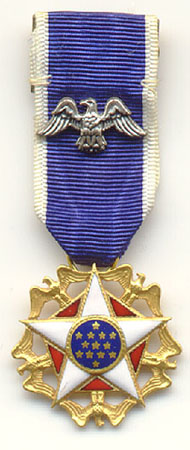 The Presidential Medal of Freedom. Image from Wikipedia