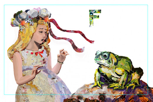 Finished Collage, Change #6