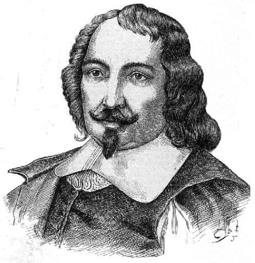 Imaginary portrait of Samuel de Champlain by Edmote-Joseph Massicotte (1875-1929)