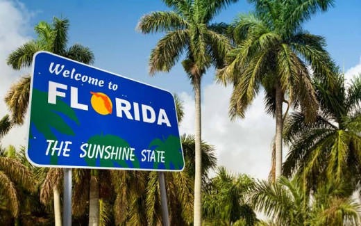 Welcome to Florida Banner