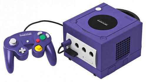 Nintendo's Gamecube, 2001.