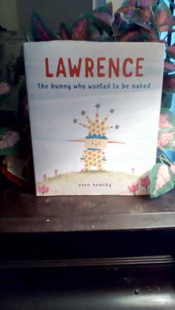 Individuality for Young Children Can Be a Challenge as Experienced in a Fun Read Aloud With Laurence the Bunny