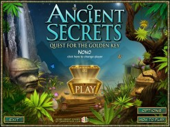 Ancient Secrets   The Quest For The Golden Key   Free Adventure Game Review