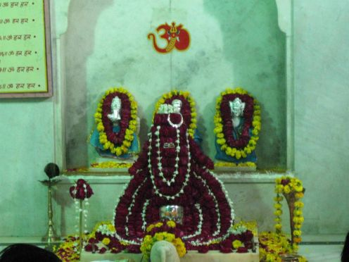 Lord Shiva: Murli Manohar Temple