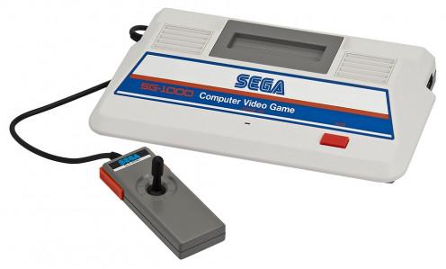 Sega SG-1000, 1983.