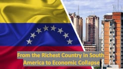 4 Reasons Why the Venezuelan Economy Collapsed