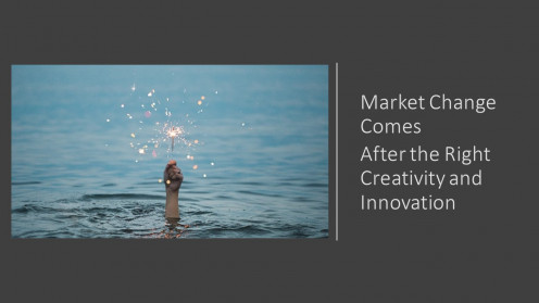 Creativity and Innovation: Concepts That Will Allow You to Create Market Change