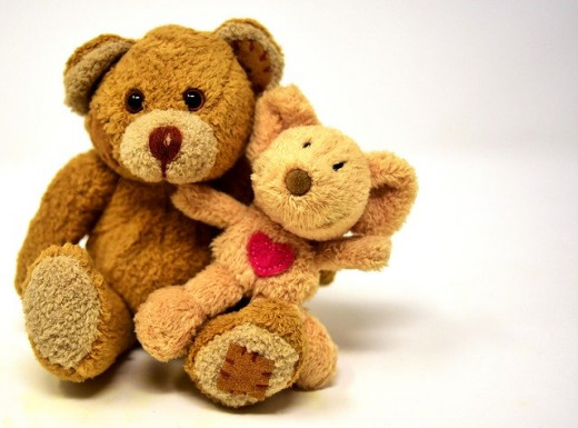 Introducing Love A Lot Bear