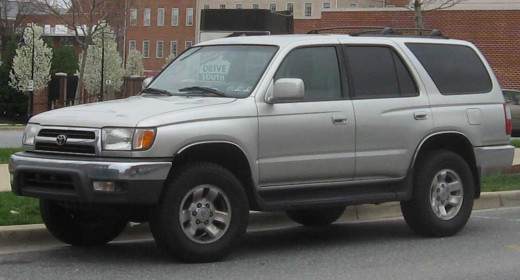 Tiffany Daniel's was driving a Toyota 4 Runner (similar), that was found on August 20, 2013 at Park West in Pensacola.