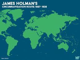 Holman's Voyages
