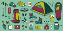 Pacific Crest Trail: Gear Breakdown