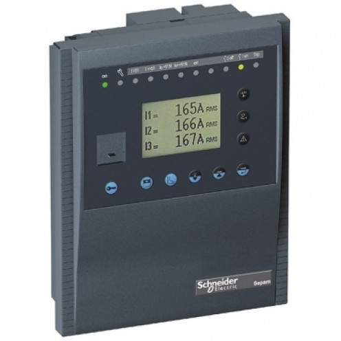 How to Set a Schneider Electric's Sepam S20 Relay