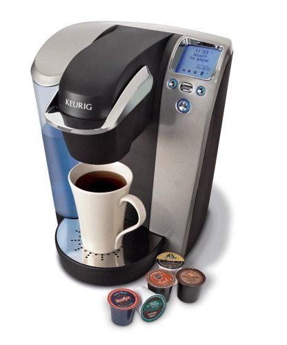 Keurig B70 Gourmet Single-Cup Home Brewing System