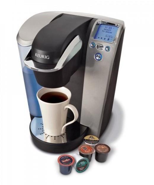 Keurig B70 Gourmet Single-Cup Home Brewing System