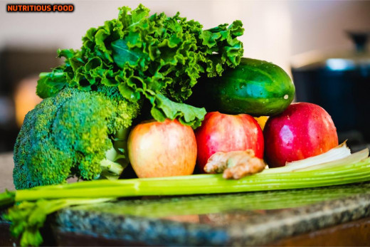 Vegetables are a rich source of vitamins