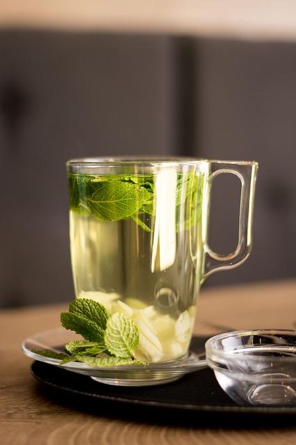 Green Tea for Antioxidants