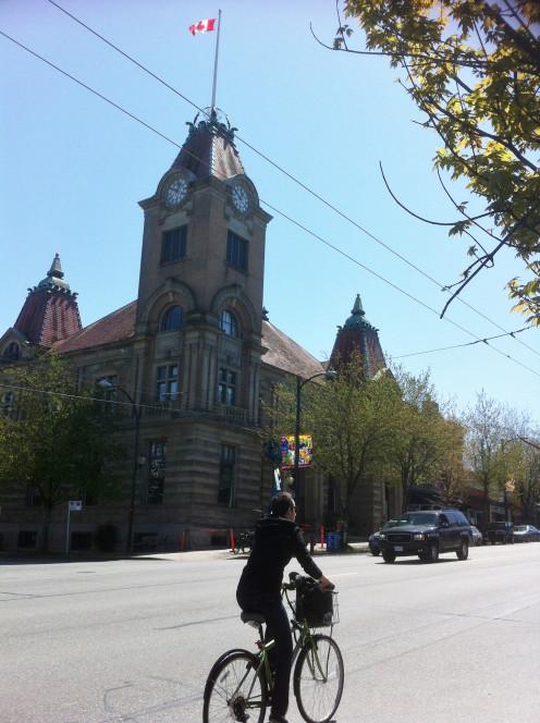 Vancouver Main Street