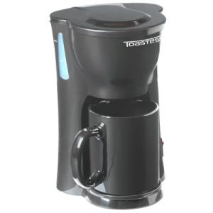 Toastess 1 Cup Space-Saving Coffee Maker