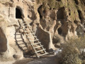 Petroglyphs and Cliff Dwellings: Bandelier National Monument