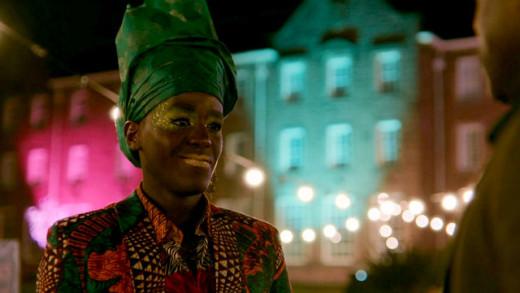 Eric Effiong, portrayed by Ncuti Gatwa (Sex Education)