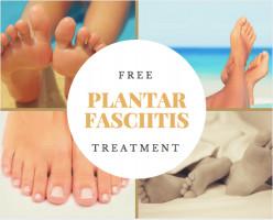 Natural (Free) Plantar Fasciitis Treatment